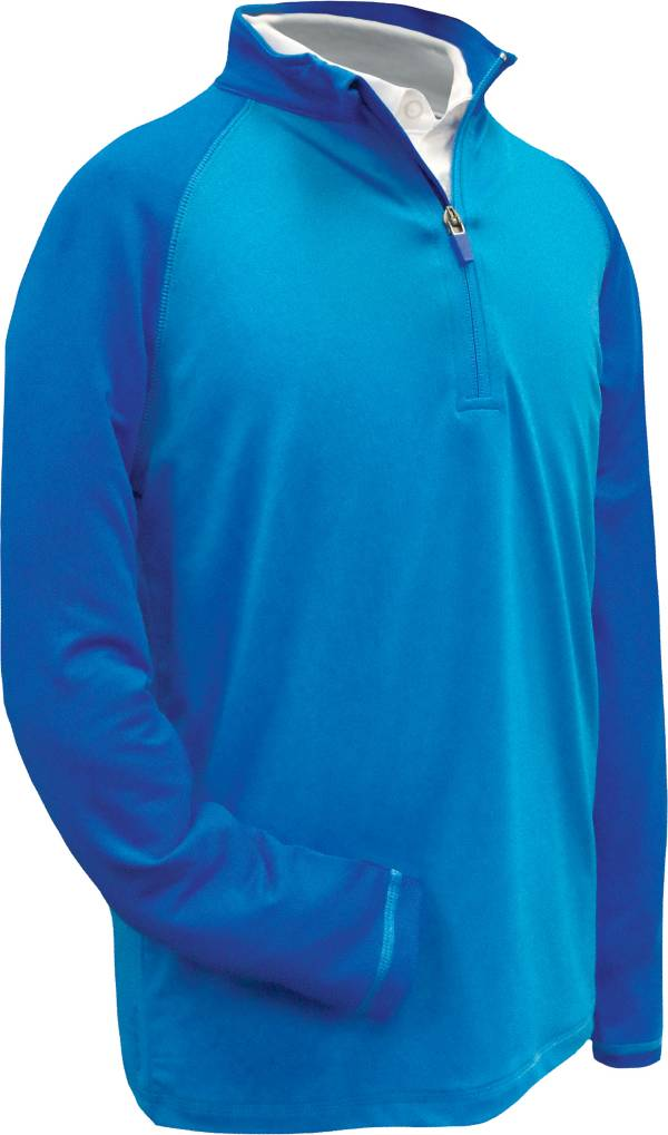 Garb Boys' Joey ¼ Zip Golf Pullover product image