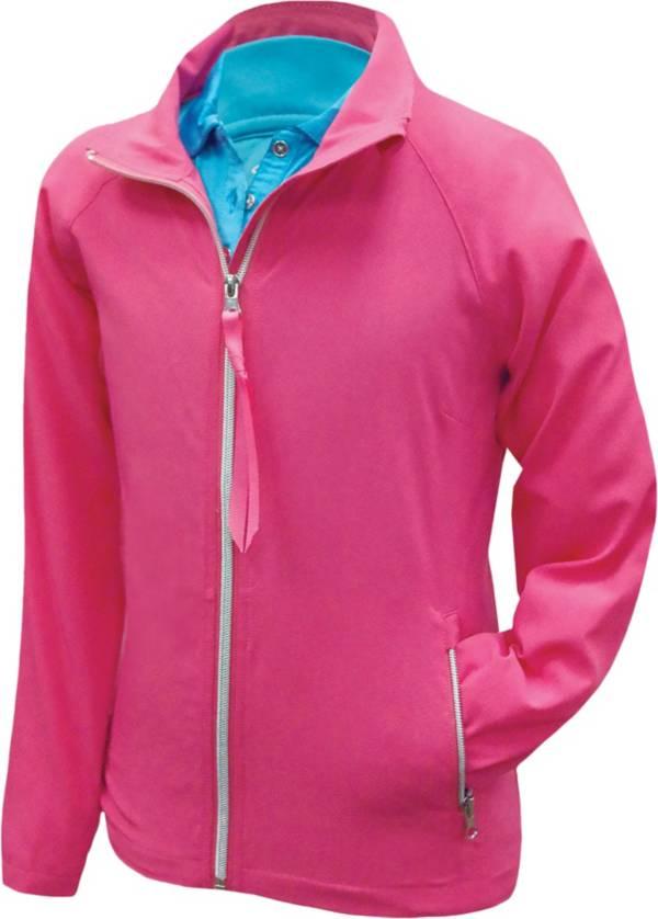 Garb Girls' April Full-Zip Golf Jacket product image