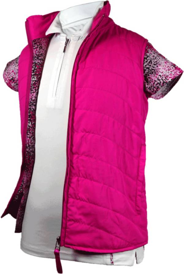Garb Girls' Staci Golf Vest product image