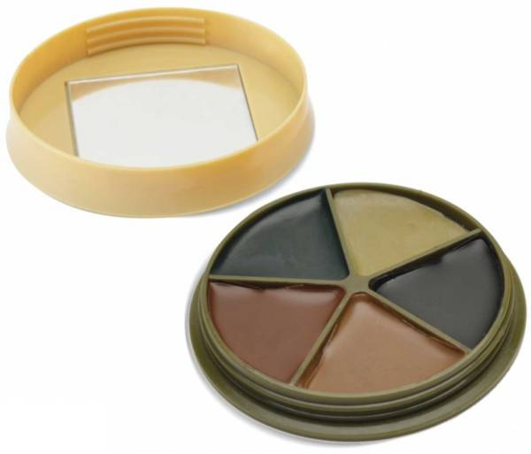 GSM 5 Color Compact Face Paint product image