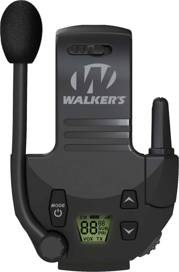Razor Mounted Walkie Talkie product image