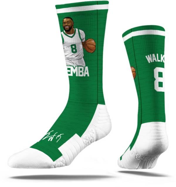 Strideline Boston Celtics Kemba Walker Comfy Green Crew Socks product image