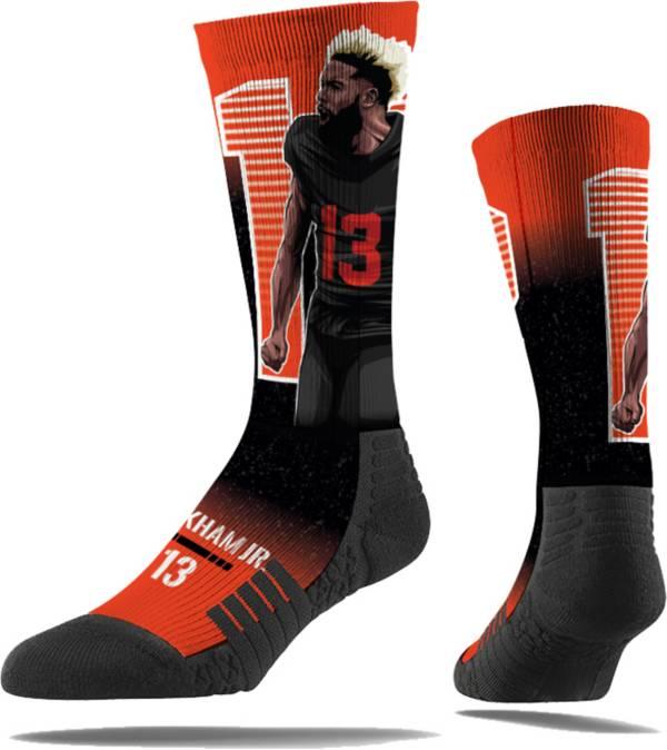 Stance Cleveland Browns Odell Beckham Jr. Portrait Socks product image