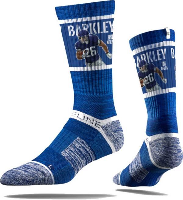 Strideline Saquon Barkley New York Giants Crew Socks product image