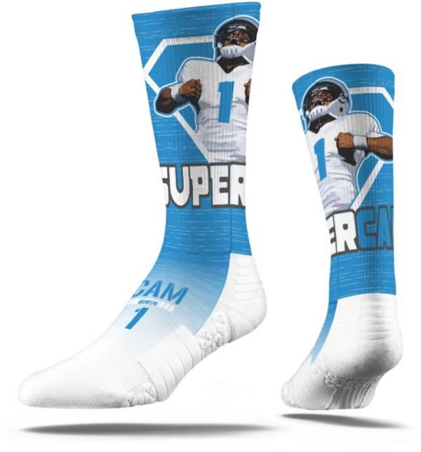Strideline Carolina Panthers Cam Newton Crew Socks product image