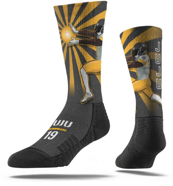 Strideline Pittsburgh Steelers JuJu Smith-Schuster Crew Socks product image