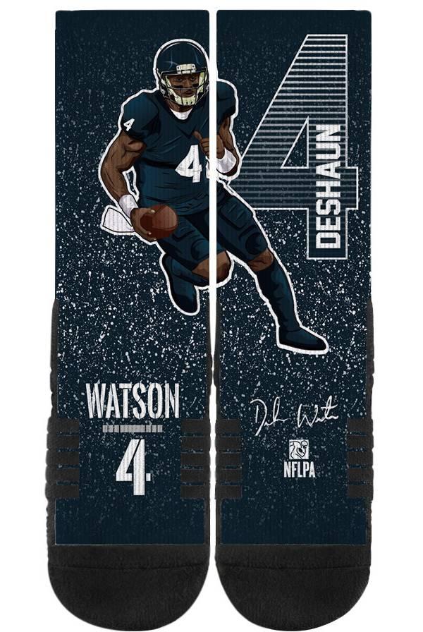 Strideline Houston Texans Deshaun Watson Crew Socks product image