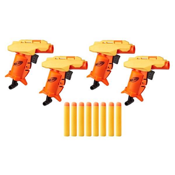 Nerf Alpha Strike Stinger SD-1 Blaster 4-Pack product image