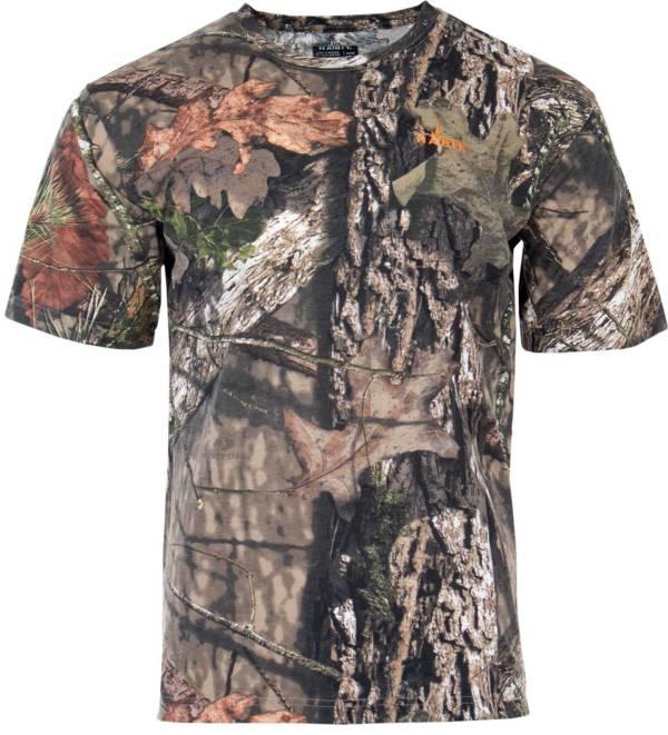 Habit Men's Bear Cave Camo Short Sleeve Hunting T-Shirt product image
