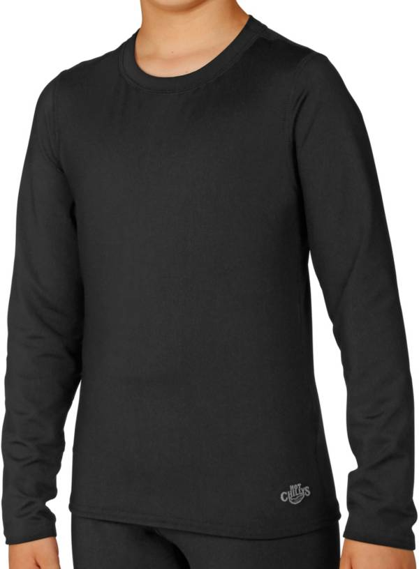 Hot Chillys Youth Micro-Elite Chamois Crewneck product image