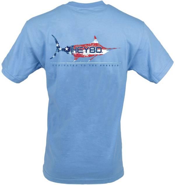 Heybo Men's American Marlin Short Sleeve T-Shirt product image