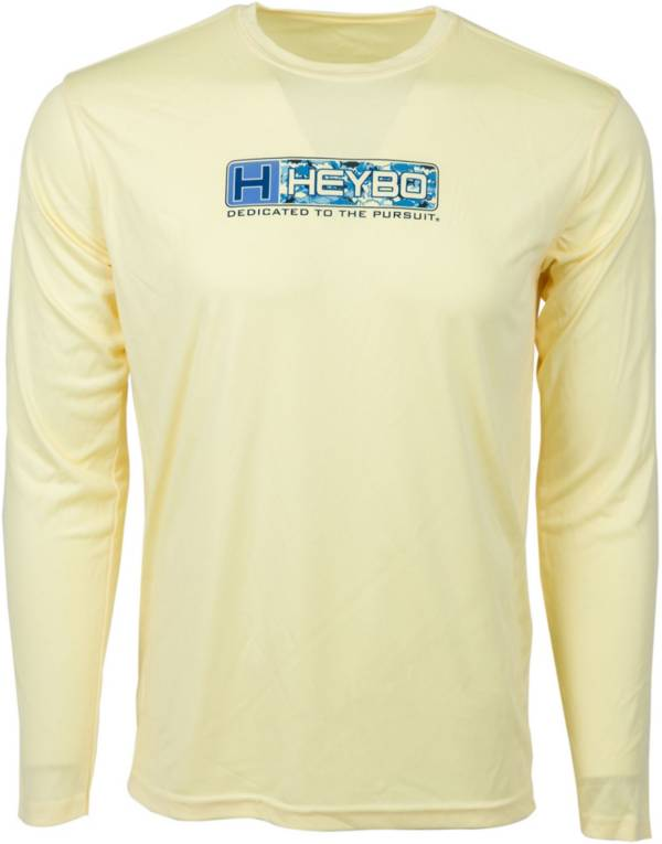 HEYBO Men's Reef Performance Long Sleeve Shirt product image