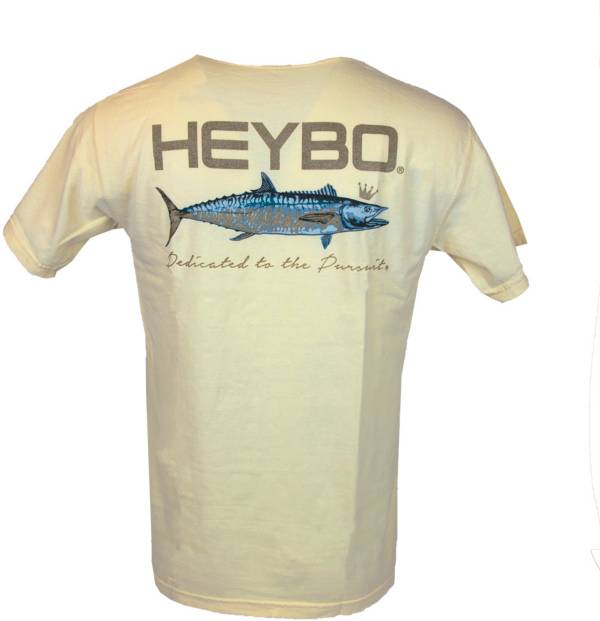 Heybo Men's The King Short Sleeve T-Shirt product image