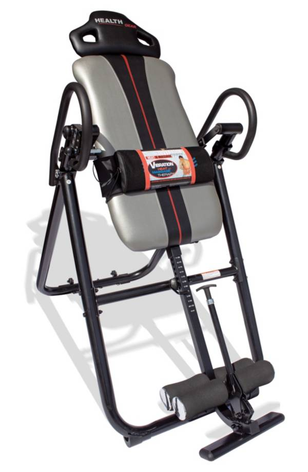 Health Gear Deluxe 4.0 Heat and Massage Inversion Table product image