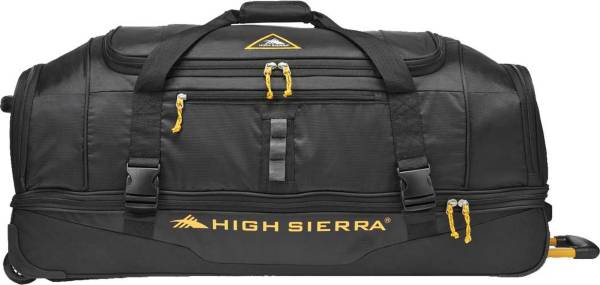 "High Sierra Pathway 36"" Drop Bottom Rolling Duffel product image"
