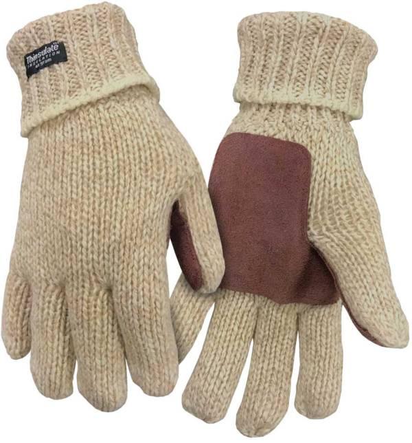North Star Fur Men's Rag Wool Gloves product image