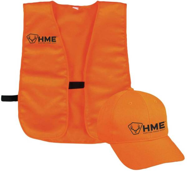 HME Safety Vest and Hat Combo product image