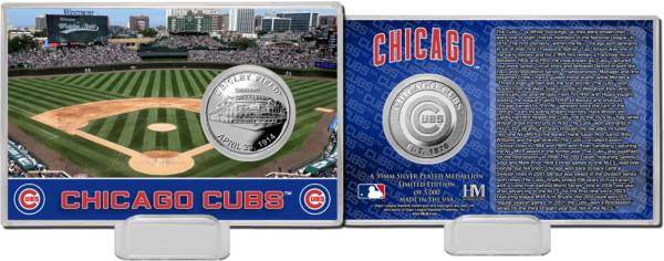 Highland Mint Chicago Cubs Silver Coin Card product image