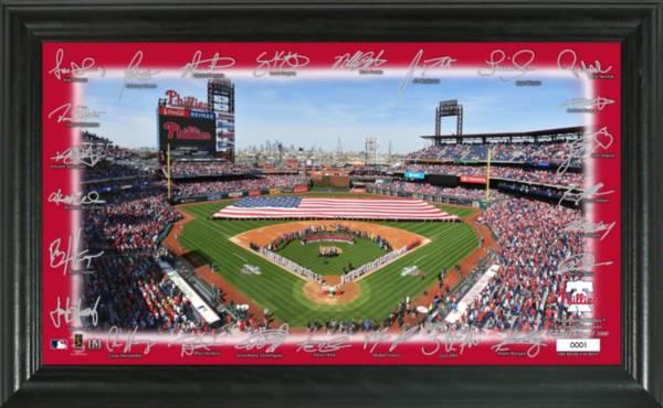 Highland Mint Philadelphia Phillies Signature Field Photo Frame product image