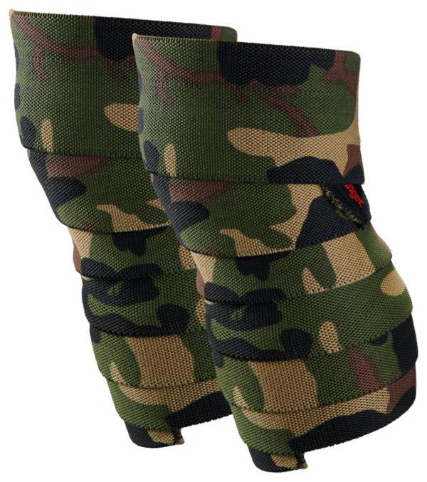Harbinger Red Line Knee Wraps product image
