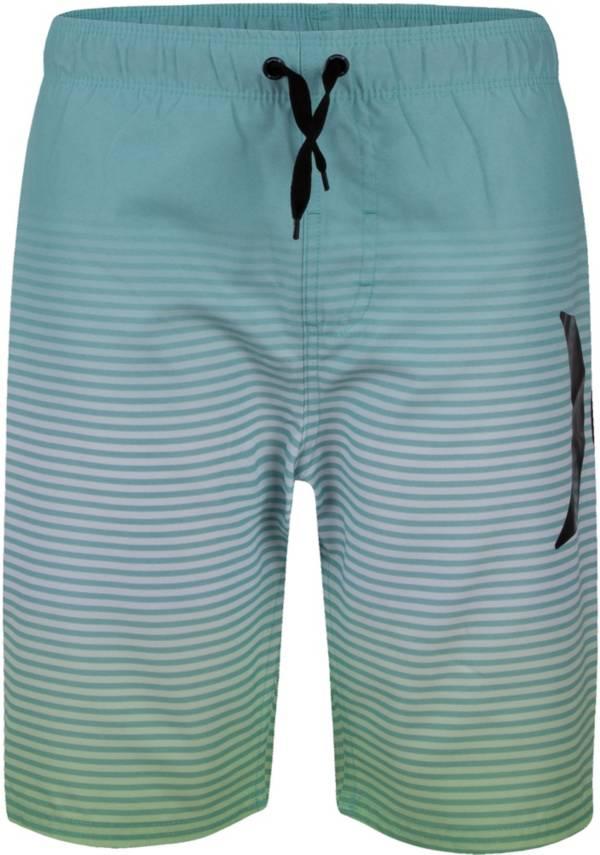 Hurley Boys' Icon Rainbow Gradient Swim Trunks product image