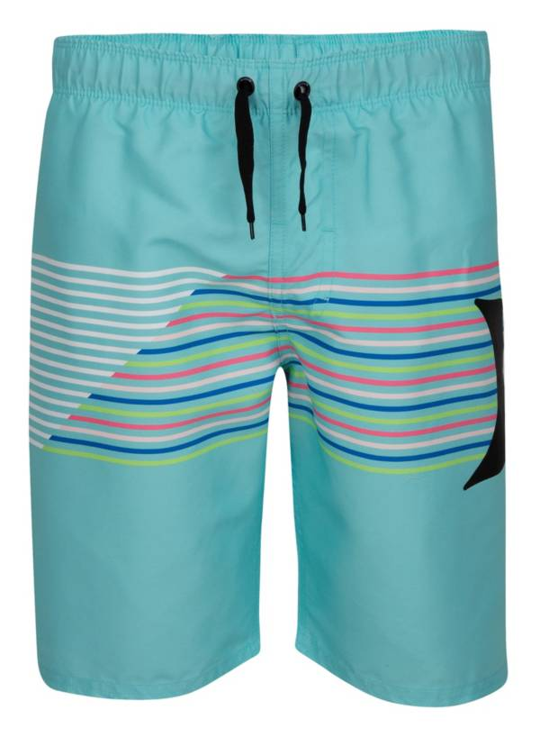 Hurley Boy's Slash Volley Pull-On Swim Trunks product image