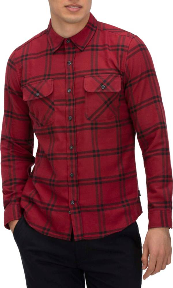 Hurley Men's Dri-FIT Slalinger Button Down Long Sleeve Shirt product image