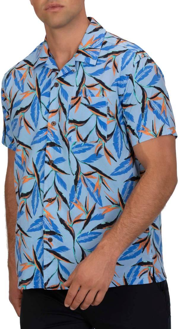Hurley Men's Birds Of Paradise Short Sleeve Shirt product image