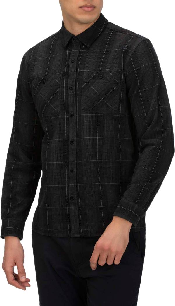 Hurley Men's Hendrick Flannel Long Sleeve Shirt product image