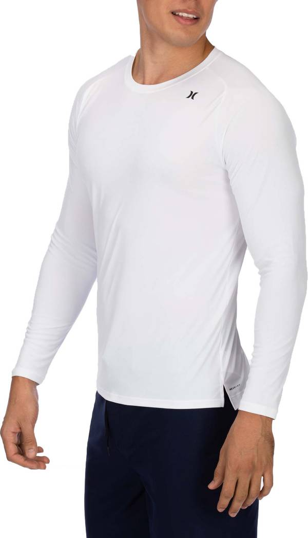 Hurley Men's Quick Dry Long Sleeve Shirt product image