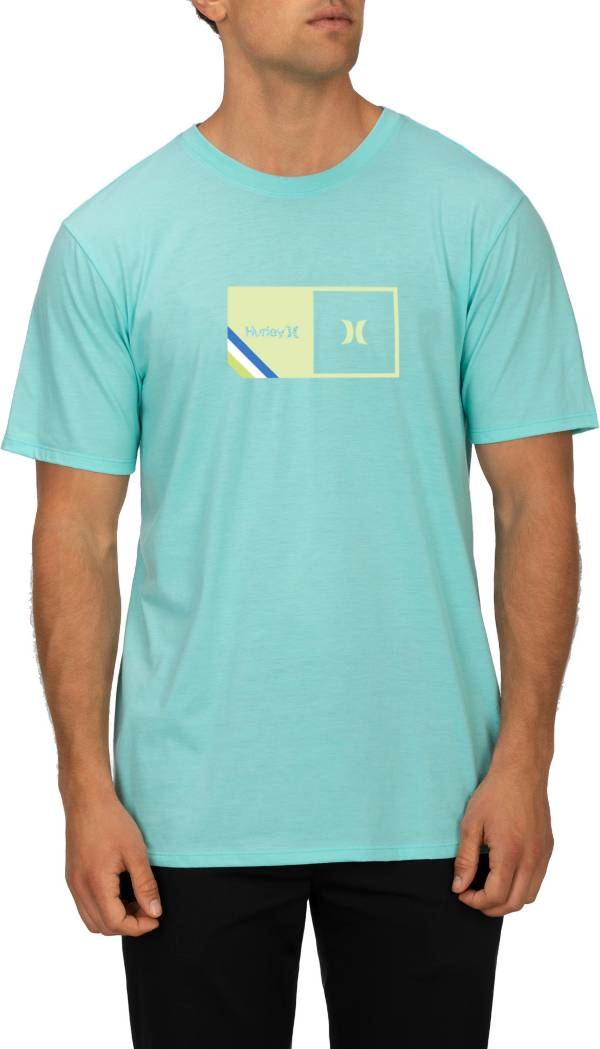 Hurley Men's Premium Halfer Stripe T-Shirt product image