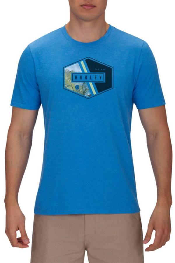Hurley Men's Striper Hex Premium T-Shirt product image