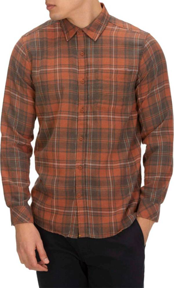 Hurley Men's Vedder Washed Long Sleeve Woven Shirt product image