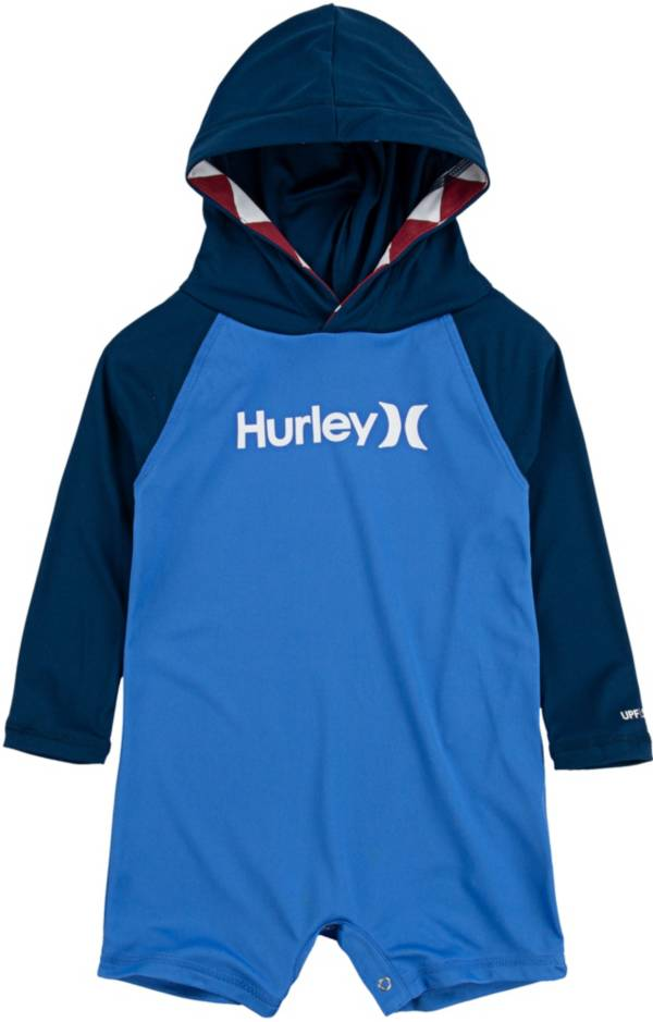 Hurley Toddler Boys' Sharkbait One Piece Rash Guard product image