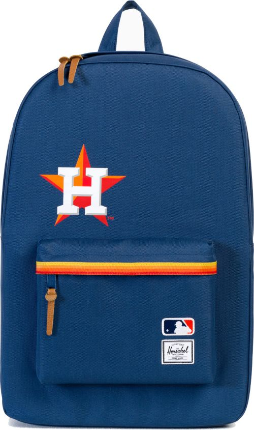 e7bf572f23f Herschel Houston Astros Heritage Backpack. noImageFound. Previous
