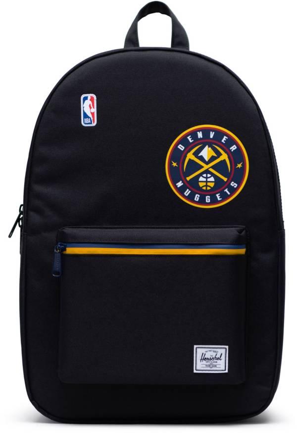 Herschel Denver Nuggets Black Settlement Backpack product image