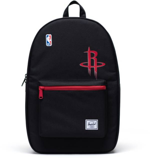 Herschel Houston Rockets Black Settlement Backpack product image
