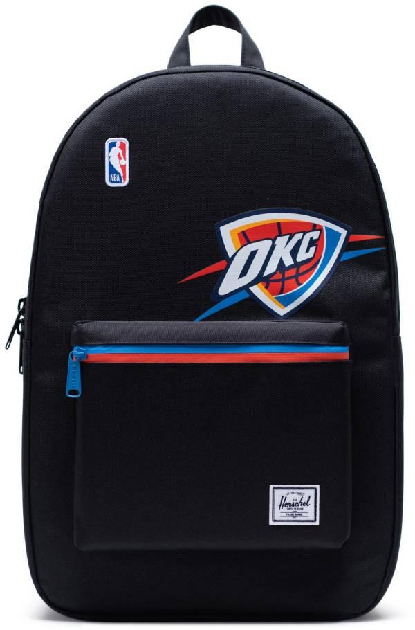 Herschel Oklahoma City Thunder Black Settlement Backpack product image
