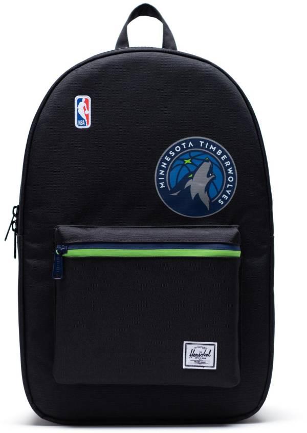 Herschel Minnesota Timberwolves Black Settlement Backpack product image
