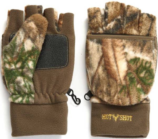 Hot Shot Youth Fleece Pop Top Mittens product image