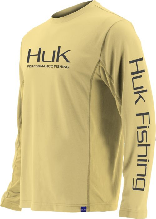 cc3eb032de13c9 HUK Men's Icon X Performance Fishing Long Sleeve Shirt | DICK'S ...
