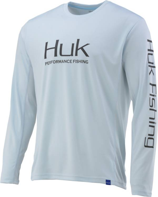 HUK Men's Icon X Performance Fishing Long Sleeve Shirt (Regular and Big & Tall) product image