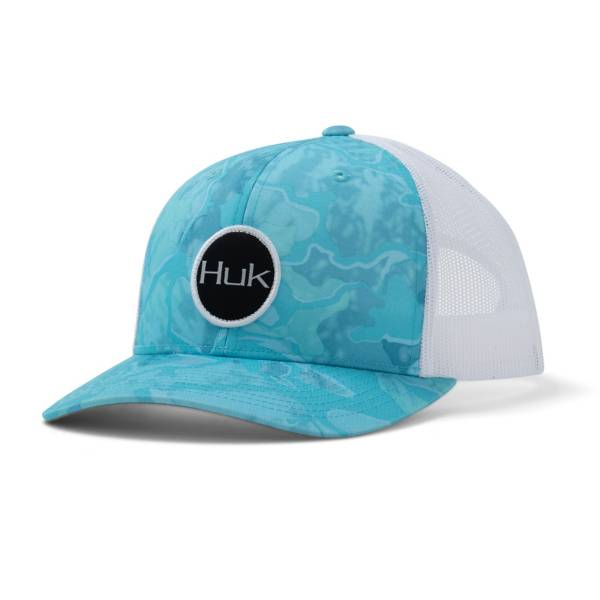 Huk Men's Current Camo Mesh Trucker Hat product image