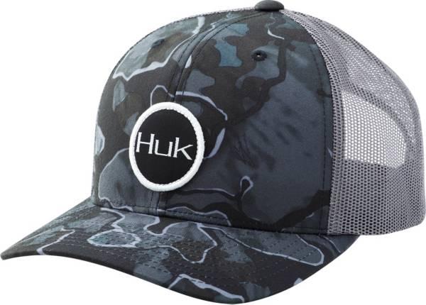 Huk Men's Current Camo Mesh Trucker Hat product image