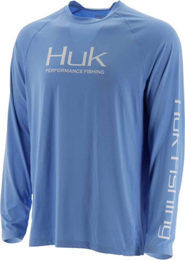 Huk Men's Pursuit Vented Long Sleeve Shirt (Regular and Big & Tall) product image