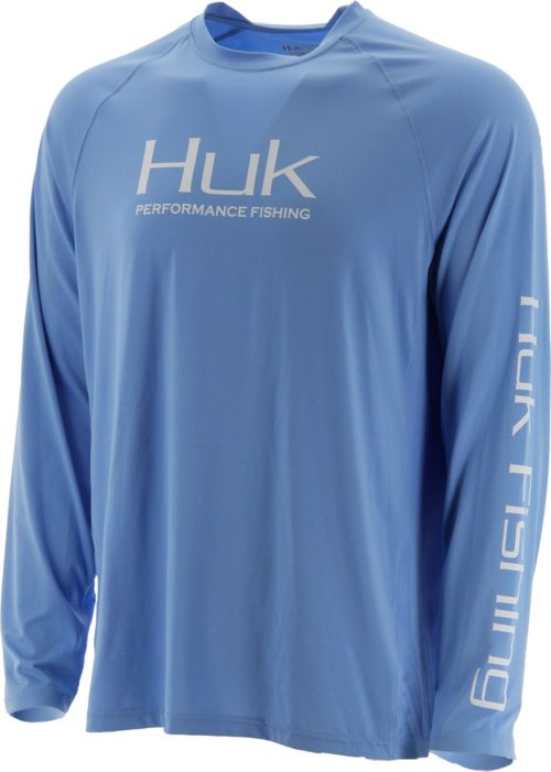 ef1a75025 Huk Men's Pursuit Vented Long Sleeve Shirt. noImageFound. Previous