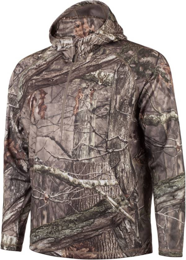 Huntworth Men's Mid Weight Hooded Hunting Pullover product image