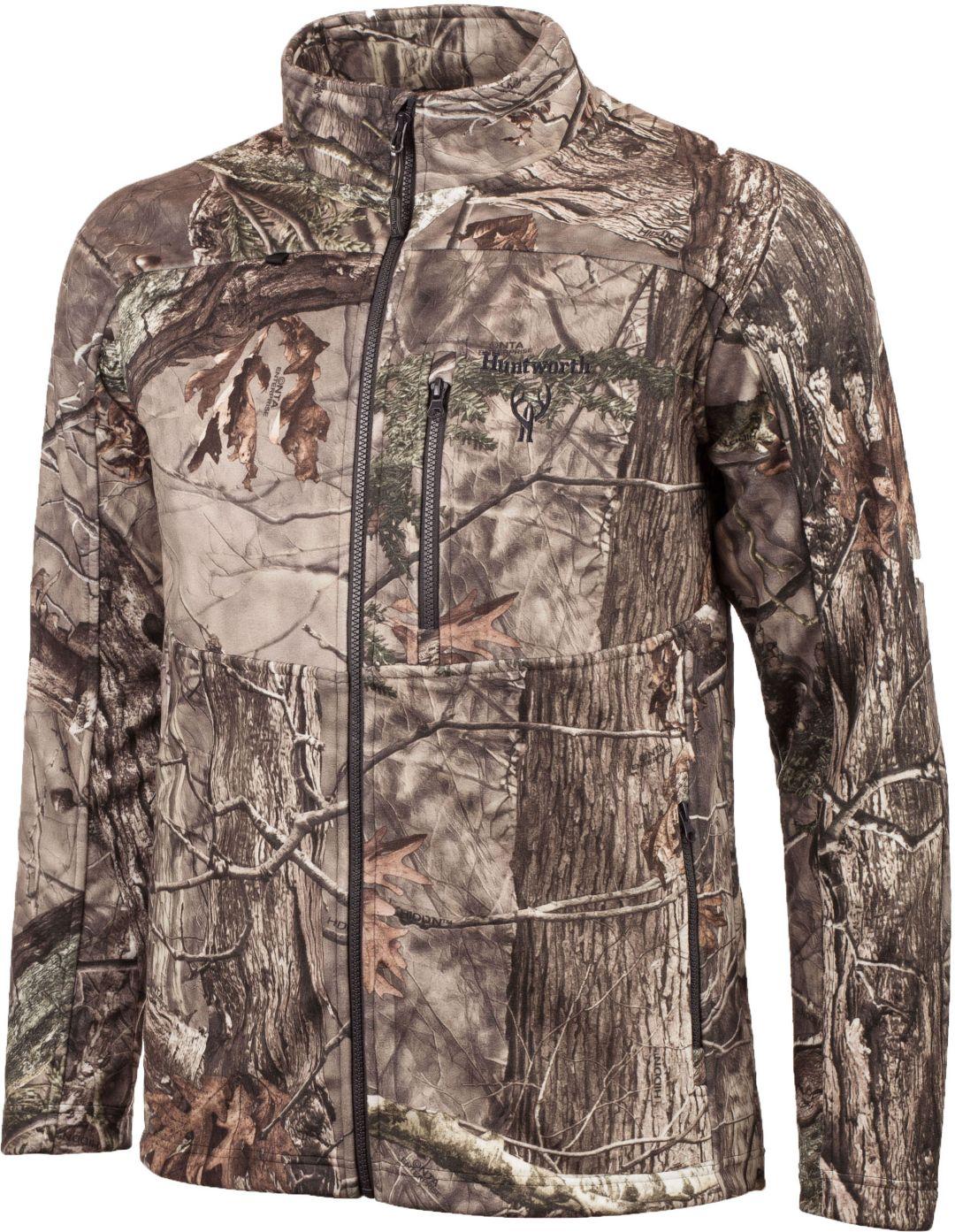 fdd4955dbeb78 Huntworth Men's Bonded Hunting Jacket | DICK'S Sporting Goods