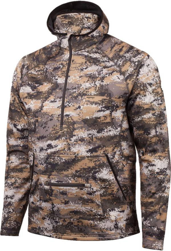 Huntworth Men's Hooded 1/4 Zip Pullover product image