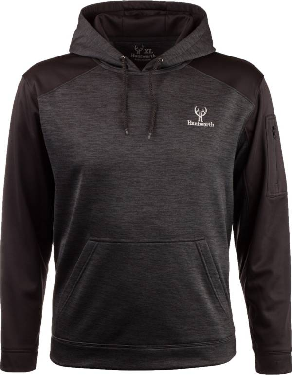 Huntworth Men's Heather Fleece Hoodie product image